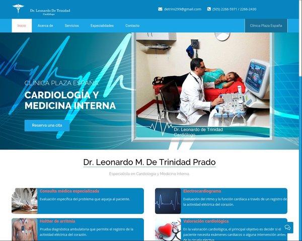 Dr. Leonardo M. De Trinidad Prado