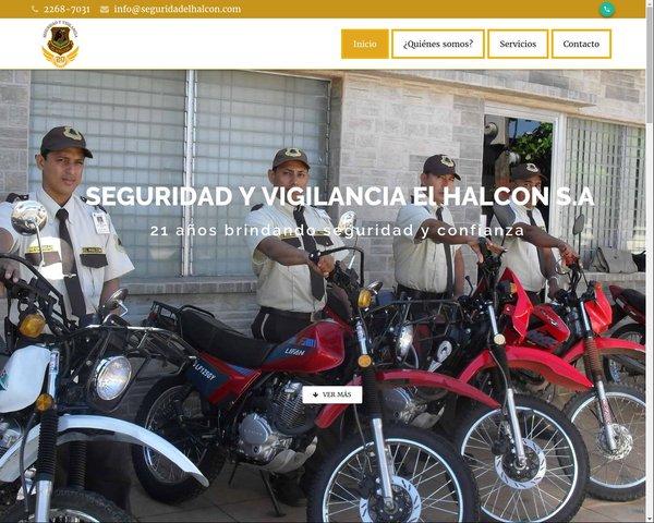 Seguridad y Vigilancia El Halcón, S.A